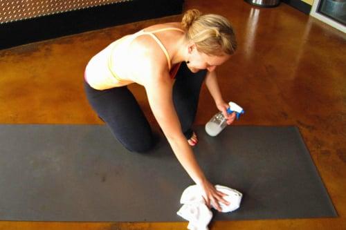 Diy Cleansers Hand Sanitizer Produce Wash Yoga Mat Cleaner Popsugar Fitness