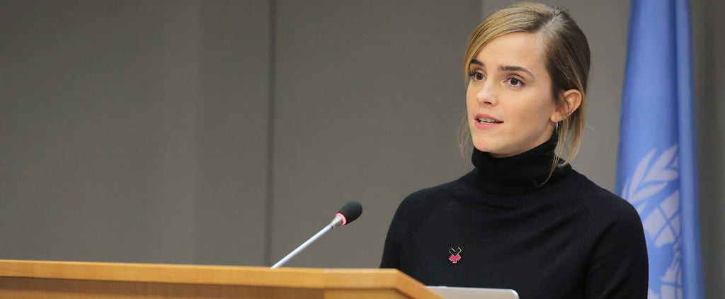 Emma Watson's UN Outfit Is Just as Important as Her Speech