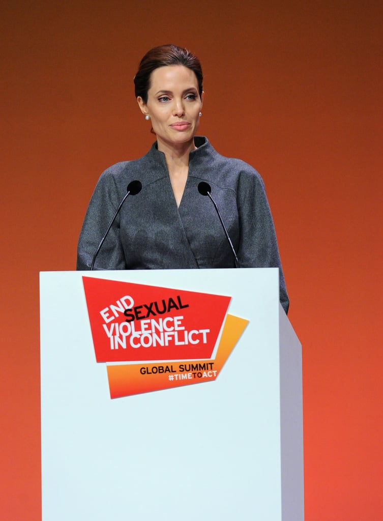 Angelina Jolie Has Been Named an Honorary Dame by Queen Elizabeth