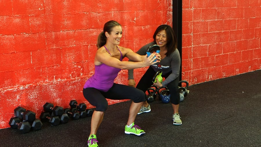 Torch Calories With This Kettlebell Workout!