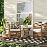 Mulberry Patio Chat Set