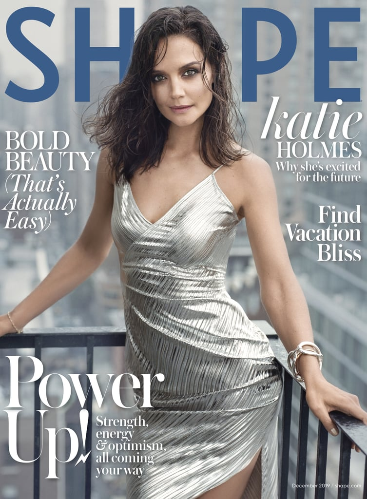 "Sometimes the best part about getting fit is having a workout partner that can help hold us accountable. For Katie Holmes, that person is her 13-year-old daughter, Suri Cruise. The actress covers the December issue of Shape, where she opens up about her fitness routine and self-care practices.   Katie mentioned that she likes to exercise four times a week, making sure to switch things up on occasion to prevent herself from getting bored. ""I like Spinning, boxing, and yoga, and sometimes I'll take a dance class,"" she said. ""I have my own Spin bike, so I can do it at home when I have to get up really early; otherwise I go to FlywheelSports. I got into boxing a couple of years ago, and now I take classes at Rumble. They play great music, and it's so fun. It targets your upper body, which is good because I can forget to do that."" The 41-year-old also talked about hitting the gym with her daughter on occasion. ""Sometimes I work out with my daughter,"" she said. ""It just depends on the day. We have our routines, and occasionally they overlap. But I don't force her to work out with me because I know that's lame."" Katie welcomed Suri with her ex-husband, Tom Cruise, in 2006. In the interview, she briefly opened up about the bond the two of them share. ""I feel very blessed to have such a special daughter,"" she said. ""Being her mom is absolutely the greatest gift and privilege."" Head over to Shape.com to read Katie's full interview.      Related:                                                                                                           I'm Training For a Half-Marathon, and This Is What My Week of Workouts Looks Like"