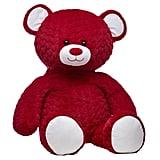 Jumbo Red Hot Red Hearts Bear