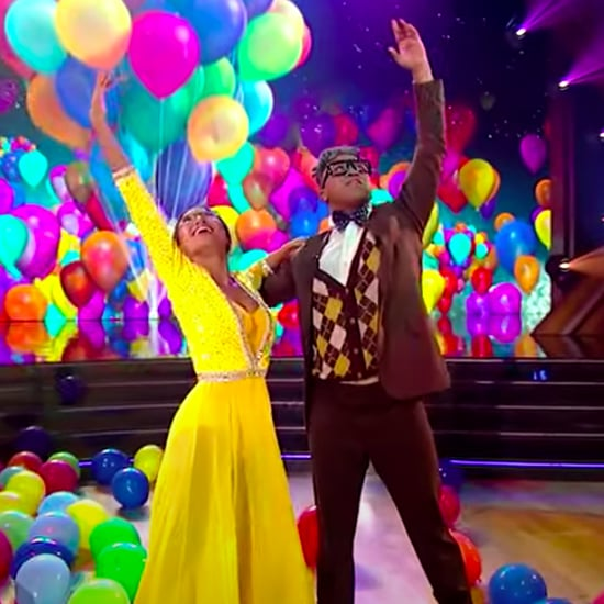 Watch Jeannie Mai's Up Performance on DWTS Disney Night