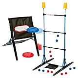 3-in-1 Ladderball/Disc Toss/Target Toss Set