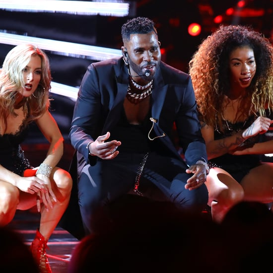 "Jason Derulo, Farruko Perform ""Mamacita"" at Latin AMAs 2019"