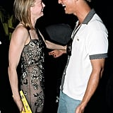 He also mingled with Renée Zellweger.