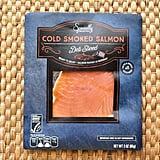 Deli-Sliced Cold Smoked Salmon ($4)