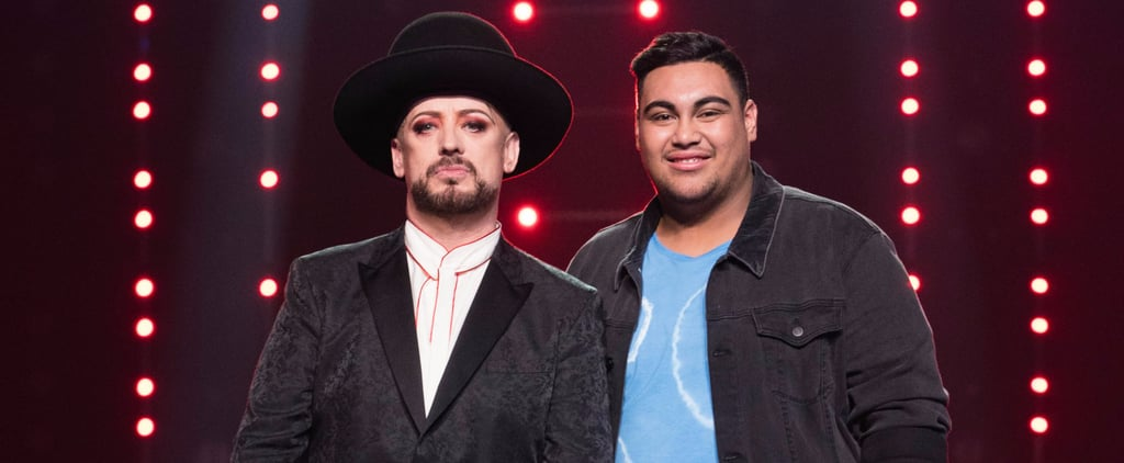 Hoseah Partsch and Boy George Culture Club Tour 2017