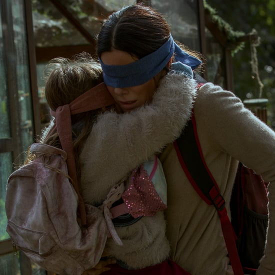 Chrissy Teigen and Kim Kardashian Tweet About Bird Box Movie