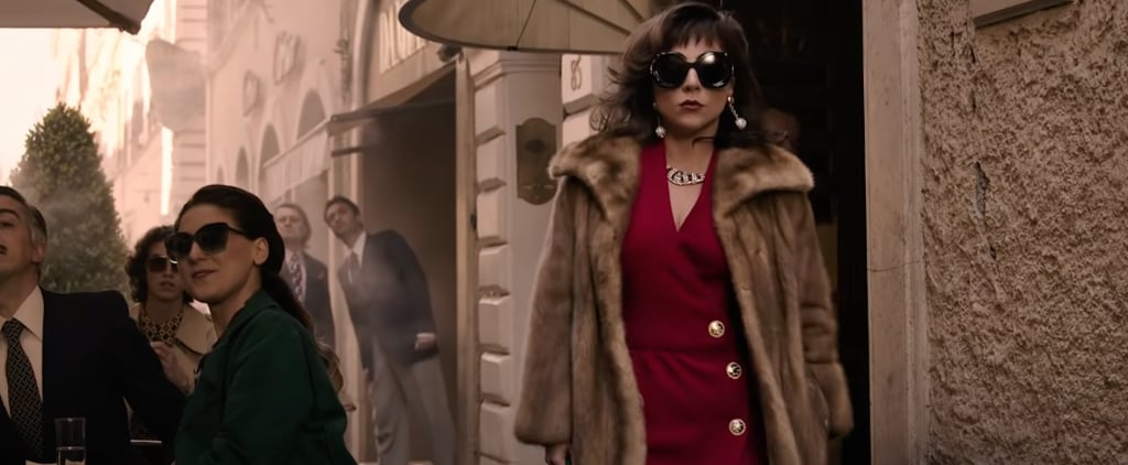 Every Outfit Lady Gaga Wears in the House of Gucci Trailer