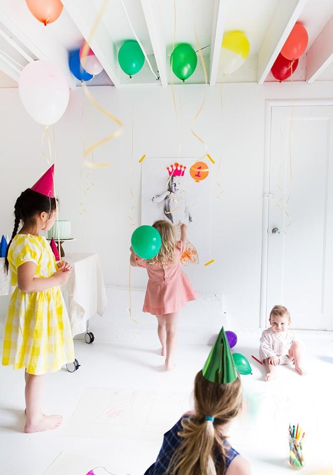 Princess Dress Party