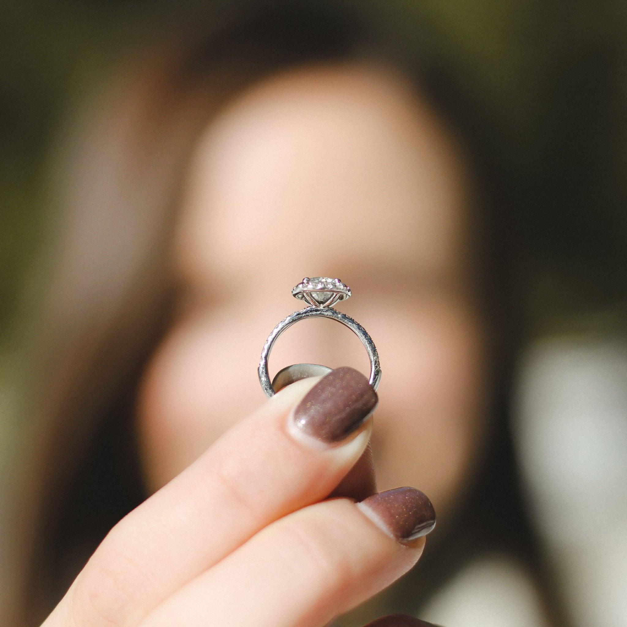 Wedding Ring Man 47 Fresh Man Drops Engagement Ring