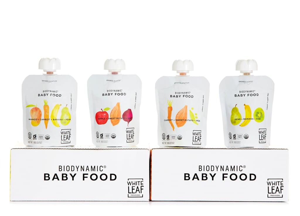 Biodynamic Baby Food