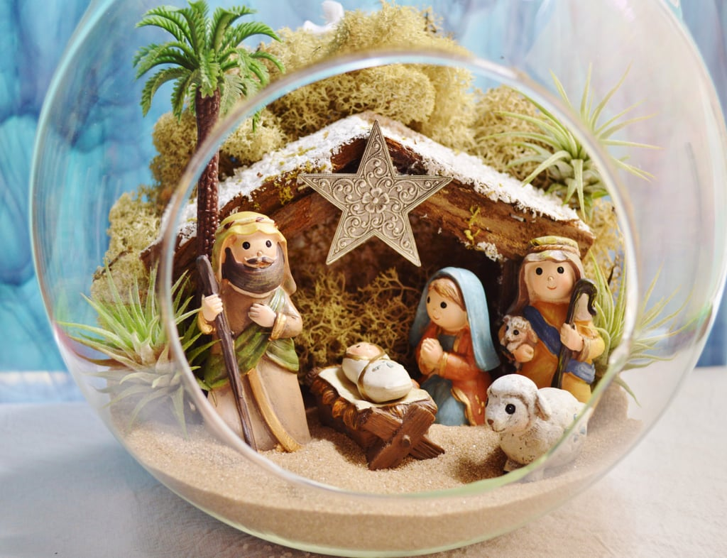 Nativity Terrarium Kit