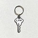 Valley Cruise Press X Katy Kosman Low Key Keychain ($10)