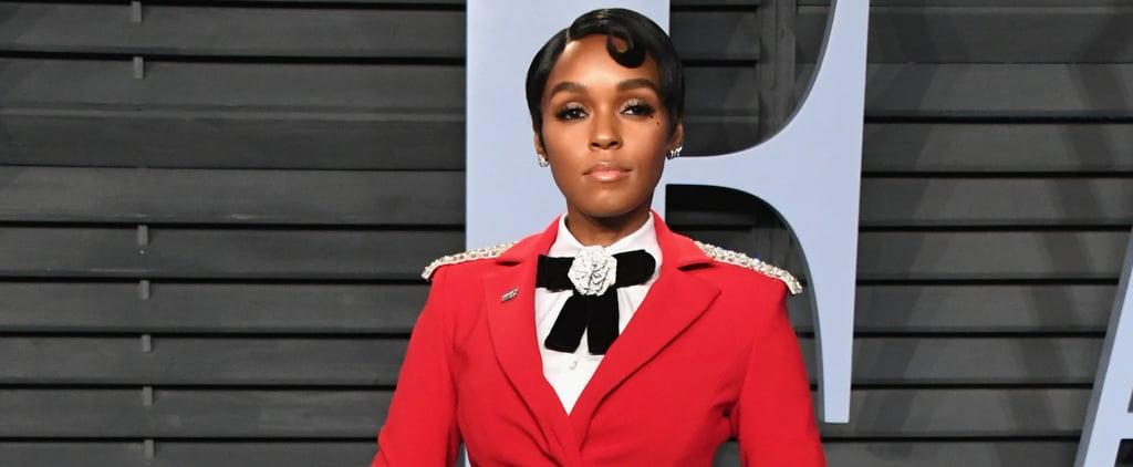 Janelle Monáe Christian Siriano Suit Oscars Afterparty 2018
