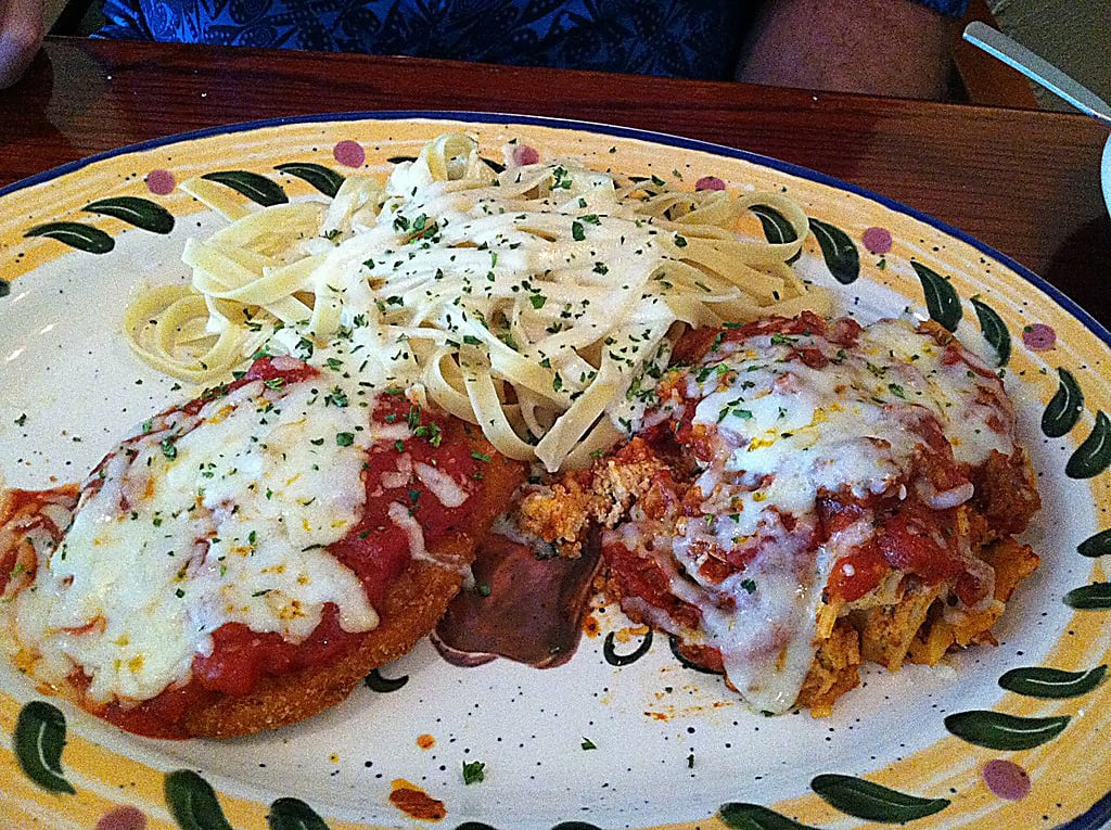 Olive Garden Tour Of Italy Dinner Calories