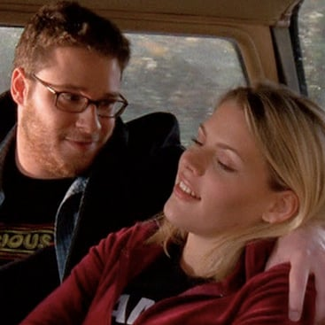Seth Rogen on Dawson's Creek