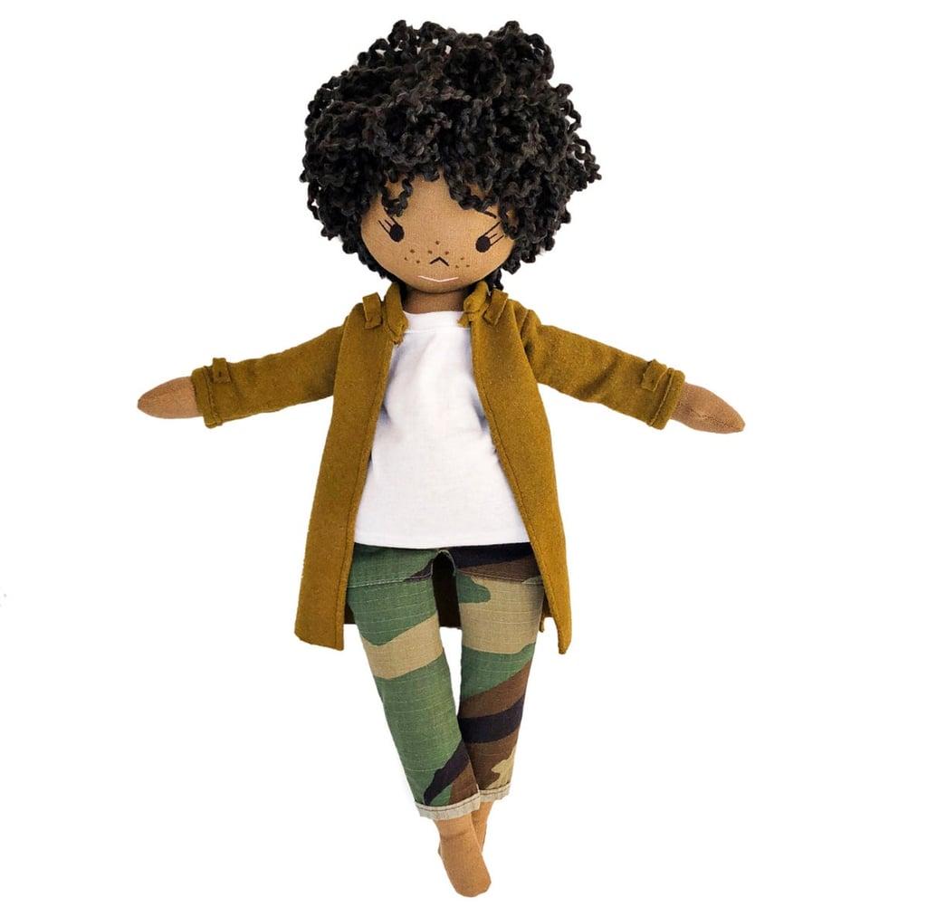 Leila Handmade More to Love Doll