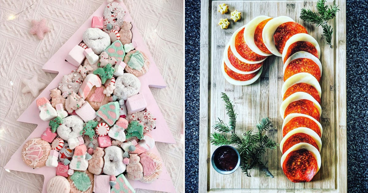 22 Christmas Charcuterie Boards That'll Instantly Bring Joy to Your World