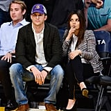 Did Mila Kunis Have an Interview to Go to After This, or Didn't She?