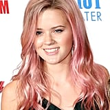 Ava Phillippe's Pink Hair Color Is a Great Throwback Costume