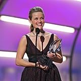 Reese Witherspoon nabbed an award for favorite leading lady in 2006.