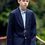 James, Viscount Severn