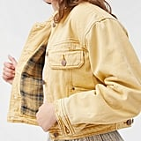 BDG Dakota Cropped Trucker Jacket