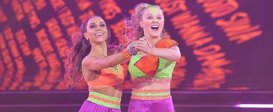 JoJo Siwa's Dancing With the Stars Performance Makes History