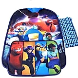 Big Hero 6 Backpack & Lunch Bag With Bonus Pencil Case