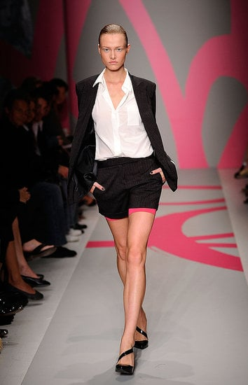 2010 Spring New York Trend Alert: Biker Shorties