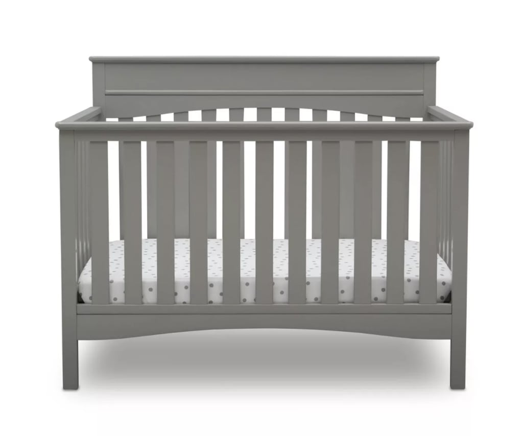 Invest in a crib that grows with your bebé