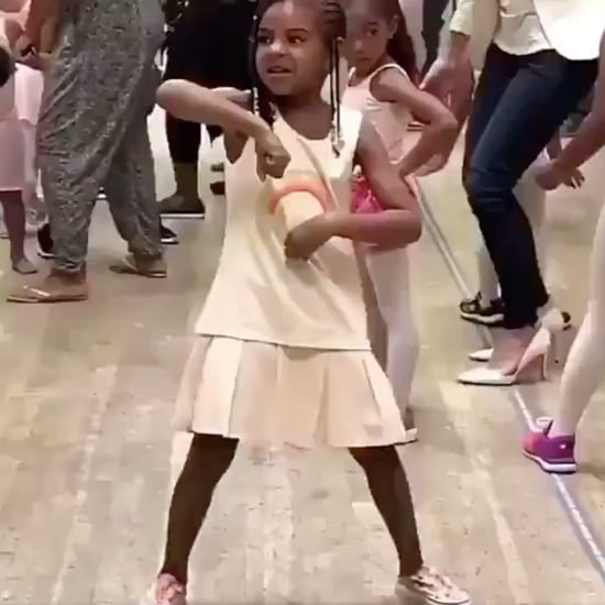 "Watch Blue Ivy Dance to Ciara's ""Gimmie Dat"" 