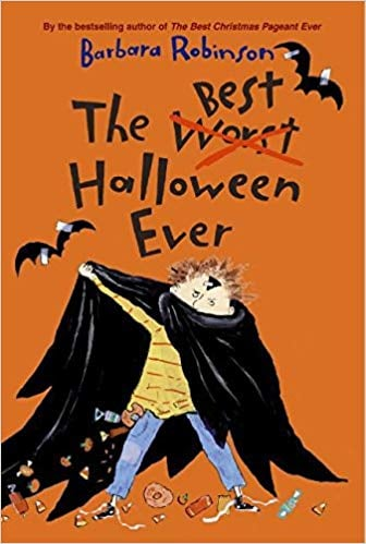 For Ages 6 to 8: The Best Halloween Ever