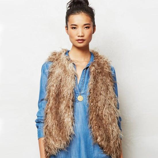 Faux-Fur Vests | Shopping