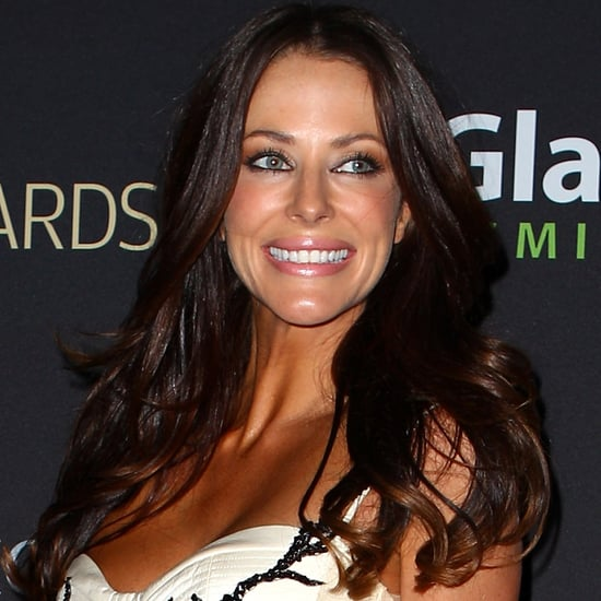 Esther Anderson at the 2012 Logie Awards