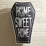 Pier 1 Imports Home Sweet Home Coffin Pillow ($35)