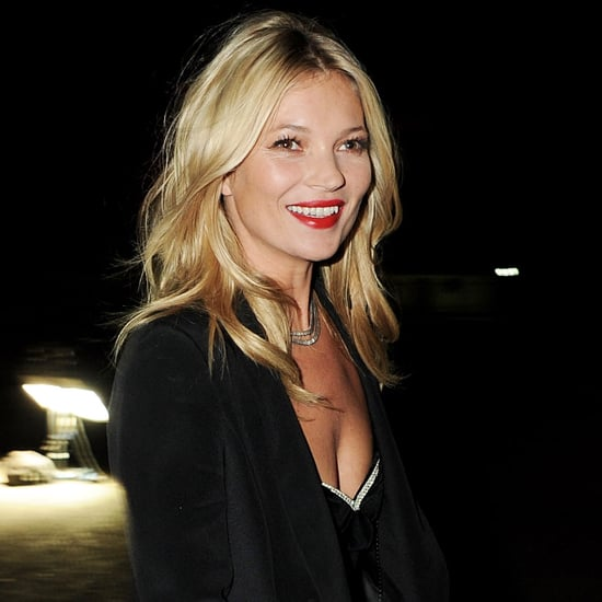 Kate Moss at Rimmel London Party Pictures