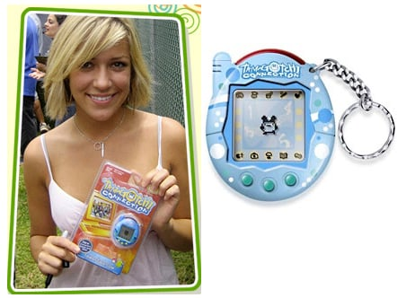 Kristin Cavallari Is A Tamagotchi Connection Fan