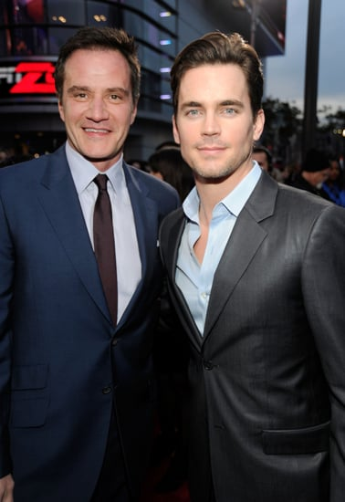 Tim Dekay And Matt Bomer Cute Costar Moments At The Pcas Hunger Games Twilight And More Popsugar Entertainment Photo 11 Video originally posted to celebrate tim dekay's 50th birthday. tim dekay and matt bomer cute costar