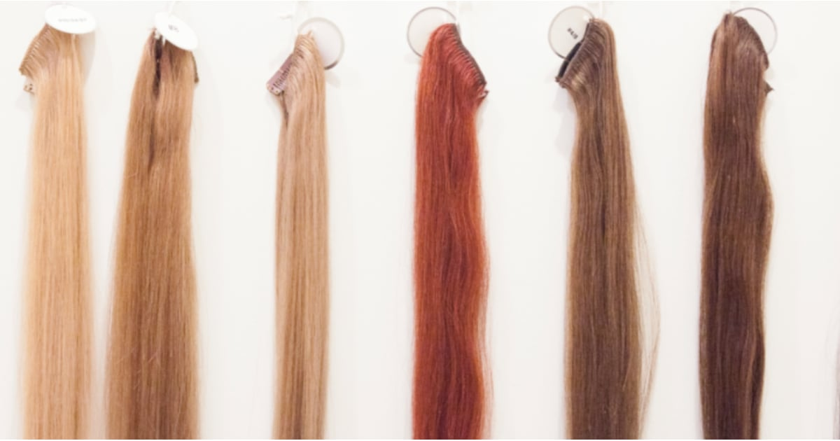 What Hair Extensions Are Best Popsugar Beauty