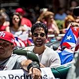 When His Puerto Rican Pride Was Strong