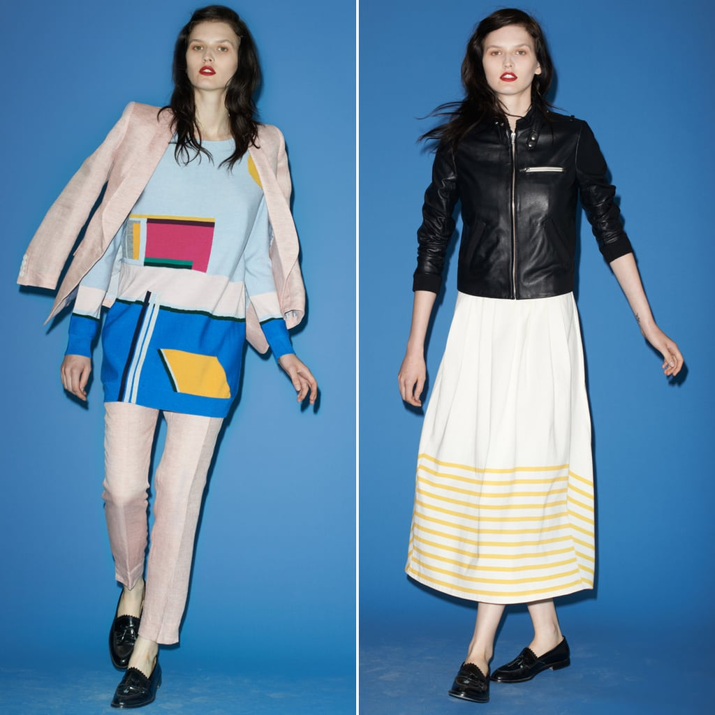 Band of Outsiders Resort 2014: Time Travel to the Max
