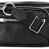 Leave it to Alexander Wang to give the belt bag a street-ready makeover via this Alexander Wang Padlock Belt Bag ($657).