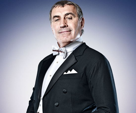 Pictures of Peter Shilton Who Is the Third to Leave Strictly Come Dancing Watch His Charleston Dance