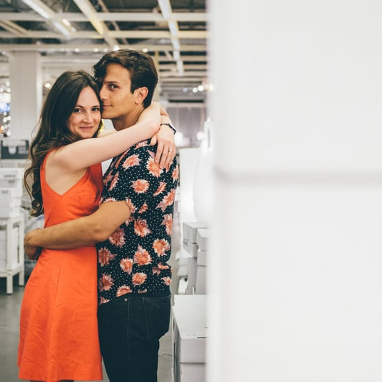 Ikea Engagement Session