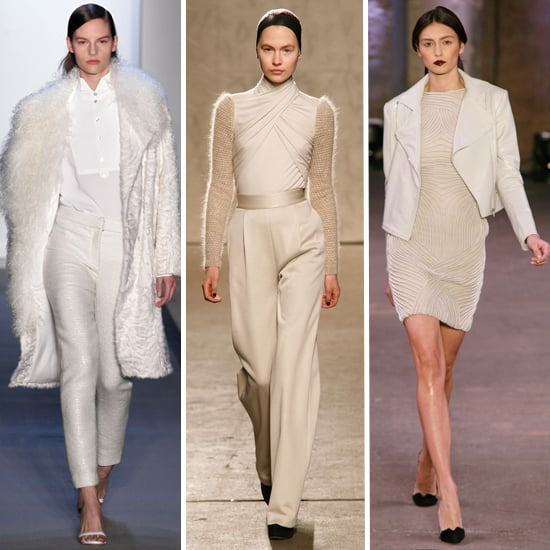 Fall 2012 Trend: Winter White Outfits