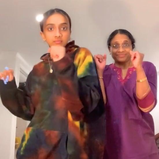 Watch Krithi Srinivas's Best TikTok Dances With Her Mom